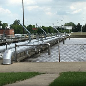 MMSD treats an average of 42 million gallons of wastewater per day