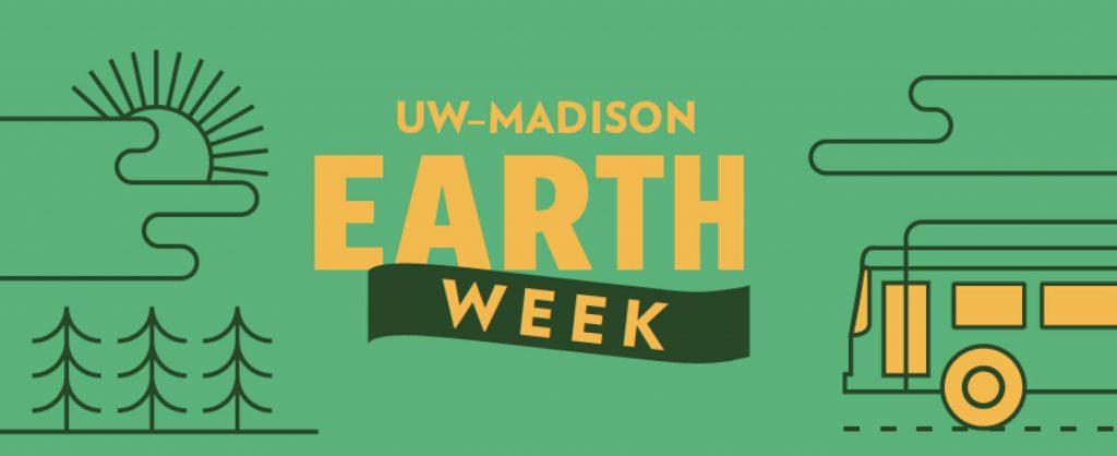 Earth Week banner